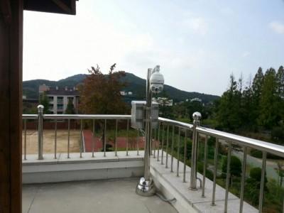 OO 건물 옥상 CCTV