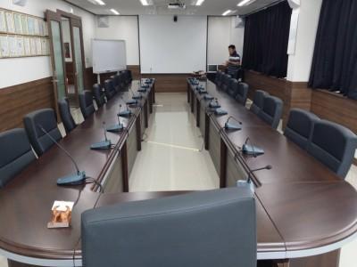 포에스텍 칠원공장(회의실)