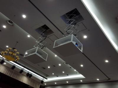 창원시 세코 컨벤션 프로젝터/EV