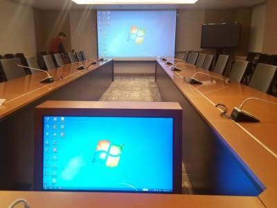 창원 00기업 회의실