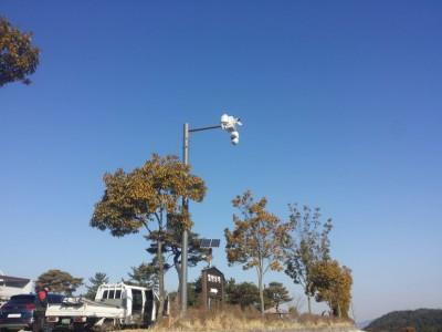 함안 추모공원 CCTV