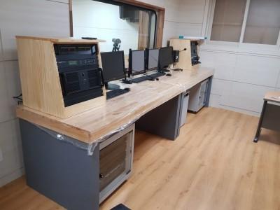 대구 성보학교 하모니카녹음실