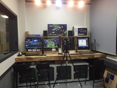 함안여중 전관방송 설치