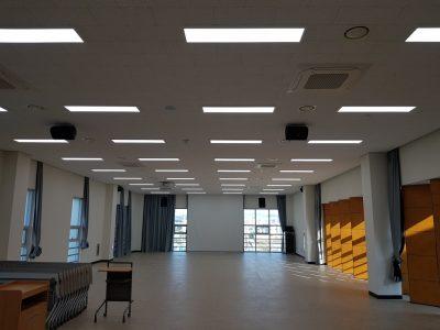 대산면 행정복지센터 3층 다목적 대회의실