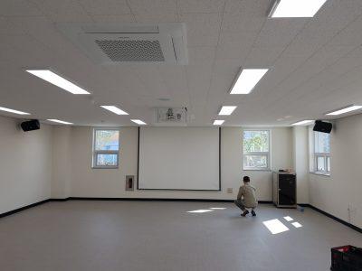 대산면행정복지센터 2층 프로그램1실