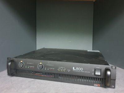 중고 파워앰프 INTER-M L800