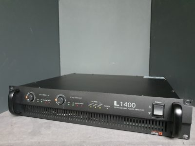 중고 파워앰프 INTER-M L1400