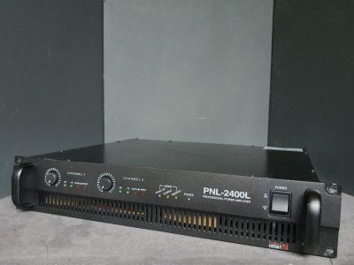중고 파워앰프 INTER-M PNL-2400L