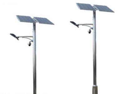 태양광 스마트 가로등