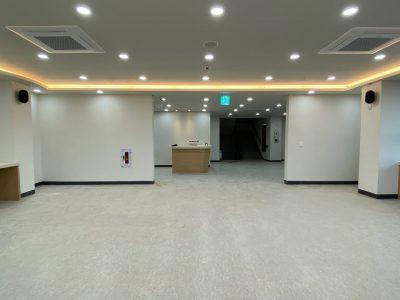 함안 청소년 문화의 집 2층 열린휴게실 음향설비