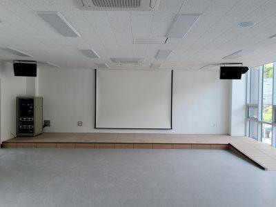 내서문화의 집 2층 AV설비