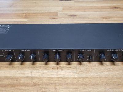 ART MX 622 듀얼 스테레오 채널 믹서