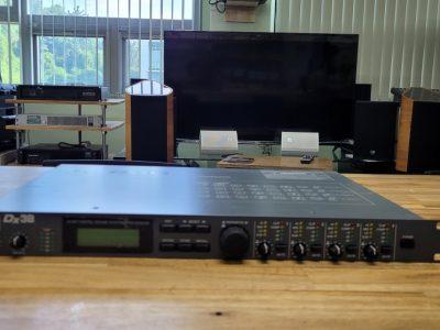 EV-일렉트로 보이스 Dx38 프로세서