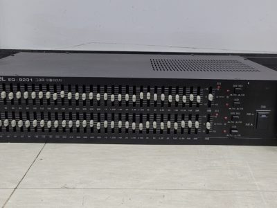 INTER-M EQ-2231 인터엠 31밴드 듀얼 그래픽